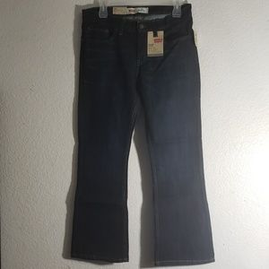 Levi's blue jeans boys size 10 New with Tags